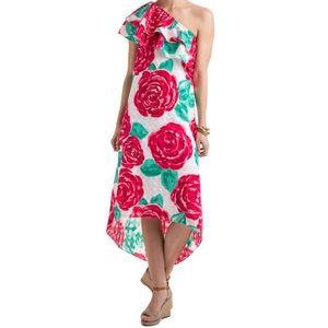 NWT Vineyard Vines  Rose Maxi Dress. Size 10
